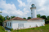 Old Lighthouse in Sulina — Stock Photo