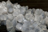 Calcite Crystals Cluster — Stock Photo