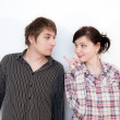 Young couple — Stock Photo #14392517