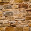 Foto de Stock  : Old Stone Wall Pattern
