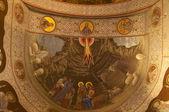 Inside of Celic Dere Monastery — Stock Photo