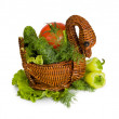 Fresh vegetables — Stock Photo #18682711