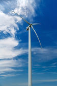 Větrné energie — Stock fotografie