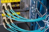 Connessioni di rete — Foto Stock