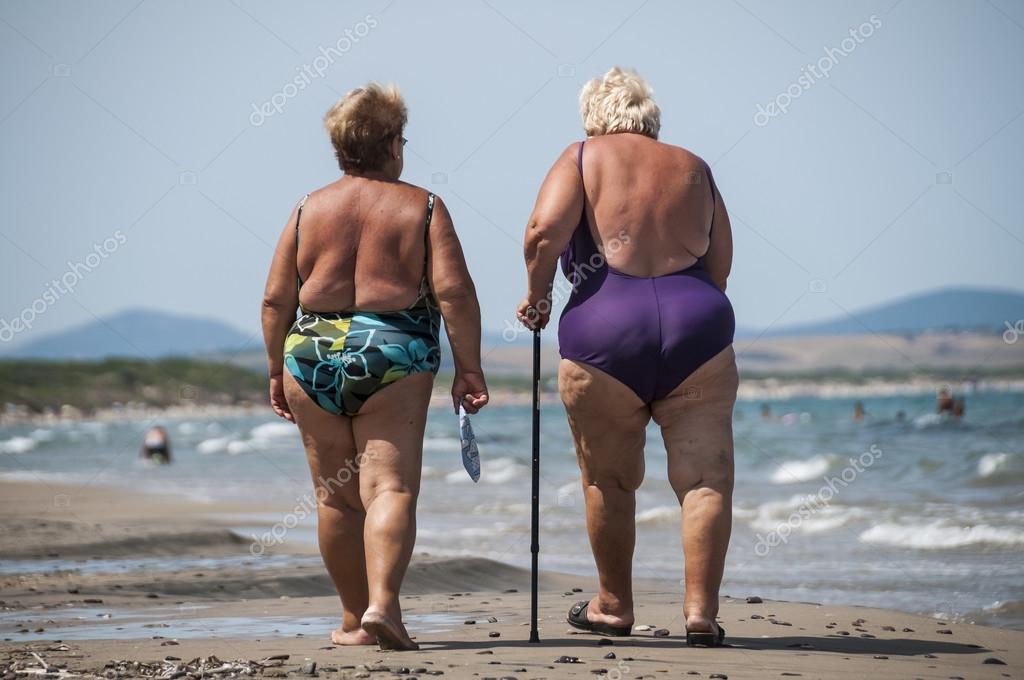 фото натуристы пожилые