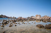 Natural sea landscape in Sardinia — Stock Photo