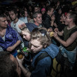 Постер, плакат: May Day manifestation rave party