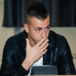 Stephan Kareem El Shaarawy — Stock Photo