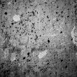 Black and white artistic wall texture — Stock Photo
