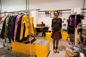 Tak istotne tak wystawy mody w mediolanie na 20 września 2013 — Zdjęcie stockowe