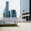Garibaldi towers exterior — Foto Stock