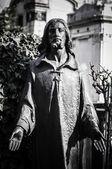 Jezus Christus standbeeld — Stockfoto