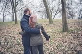 Par i kärlek — Stockfoto