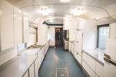 古い列車預金 — ストック写真