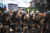 Manifestation contre le fascisme — Photo