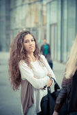 Donna marocchina — Foto Stock