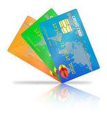 Credit Card — Stock Vector