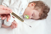 Baby Care — Stock Photo