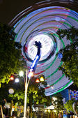 Prater Amusement Park in Vienna 2 — Stock Photo