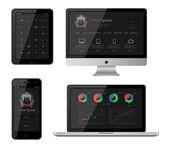 Gadgets isolés — Vecteur