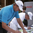 Stock Photo: GOOSEN RETIEF AND PAYER GARY PRO GOLFERS