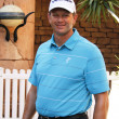 Stock Photo: GOOSEN RETIEF PRO GOLFER