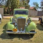 ������, ������: 1933 Dodge Six Series DP Sedan front view