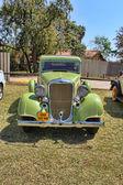 1933 Dodge Six Series DP Sedan front view — Stock Photo
