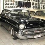 ������, ������: Vintage Car 1957 Chevrolet Biscayne 4 Door Sedan