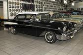 Vintage Car 1957 Chevrolet Biscayne 4 Door Sedan — Stock Photo