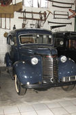 Vintage Car 1940 Chevrolet Suburban — Stock Photo