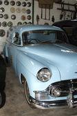 Oldtimer 1953 chevrolet-lieferung-limousine — Stockfoto