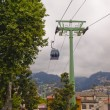 Cablecar in Funchal — Stock Photo