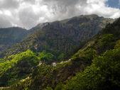 Dolina — Zdjęcie stockowe