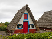 Traditional houses — Stock Photo