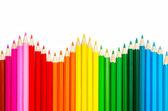 Kleur potloden — Stockfoto