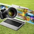 Foto Stock: Photography Concept