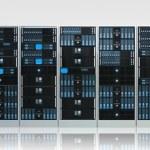 Computer Server Cabinet — Stock Photo #15825483