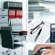 Best of business and office still life series — Stockfoto