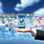 Internet Smart phone — Stock Photo #49014479