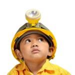 Engineer Boy — Stock Photo #5988174