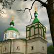 Ancient orthodox church — Stock Photo #37808253