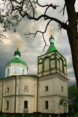 Ancient orthodox church — Stock Photo