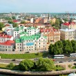 View of a Vyborg, Russia — Stock Photo #29194351
