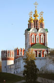 Novodevitsj klooster — Stok fotoğraf