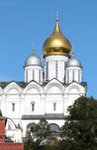 Arhangelsky Cathedral in the Moscow Kremlin — Stock fotografie