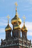The Orthodox Christian Church — Stock Photo