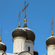Stock Photo: Orthodox church dome