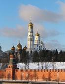 Ivan o grande sino do kremlin de moscovo — Foto Stock