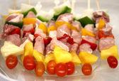 Delicious barbecue — Stock Photo